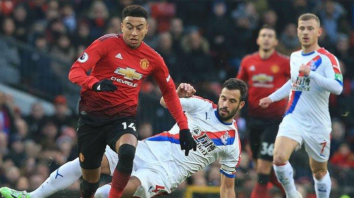 Manchester United vs Crystal Palace 24 Agustus 2019