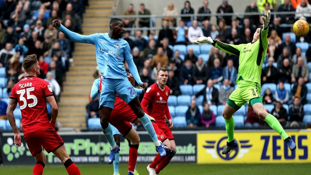 Prediksi Skor Akurat Coventry City vs Walsall 4 September 2019