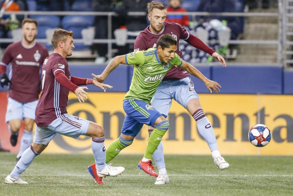 prediksi Colorado vs Seattle Sounders 8 September 2019